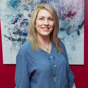 Mélanie Chagnon, Administrative assistant Goberce